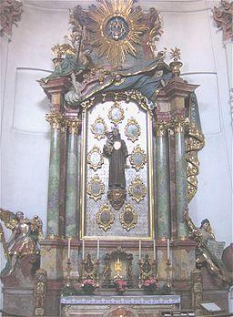 Klosterkirche St. Anna Muenchen-3