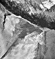 Knik Glacier, terminus of valley glacier, iceburgs in water, September 22, 1992 (GLACIERS 5030).jpg