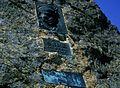 Kobayashi Kisaku Relief in Mount Otensho 2001-07-23.jpg