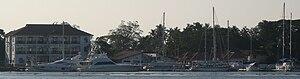 Kochi Marina - The Kochi Marina Jetty