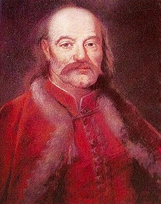 István Koháry - Image: Koháry II. István