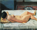 KoideNarashige-1929-Nude and White Sheet.png