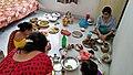 Kojagari Lakshmi Puja Preparation - Bengali Brahman Family - Howrah 20171005145031.jpg