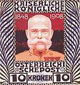 Kolo Moser - Franz Joseph1 - 1908.jpeg