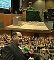 Konferencja Artysta Buduje Meczet UJ X 2007 Rahim Blak.jpg