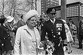 Koningin Juliana (l) en koning Frederik van Denemarken (r), Bestanddeelnr 923-4678.jpg