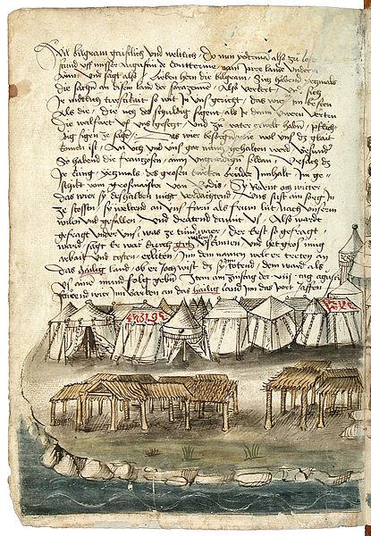 File:Konrad von Grünenberg - Beschreibung der Reise von Konstanz nach Jerusalem - Blatt 28v - 062.jpg