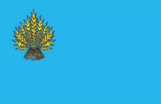 Kostiantynivka Raion - Image: Konstantynivsky prapor