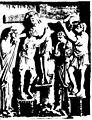 Kreuzabnahme KA 9. Byzantinisches Elfenbeinrelief. Quedlinburg. Stiftskirche. Ende 10.Jhdt.JPG
