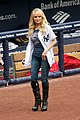 Kristin Chenoweth, Yankees Home Opener 2010.jpg
