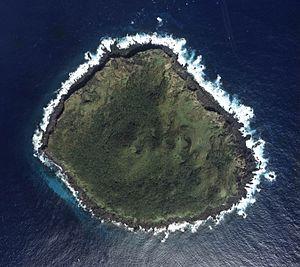 Mount Chitose (Okinawa) - Mount Chitose on Kuba-jima