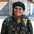 Kurdish YPG Fighter (19397299824).jpg