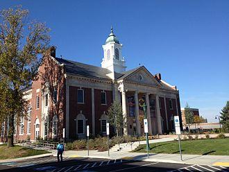 Kutztown University of Pennsylvania - Schaeffer Auditorium