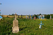 Kysylyn Lokachynskyi Volynska-brotherly grave of soldiers of the World War I-view-2.jpg