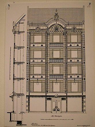 Løvenborg - Architectural rendering