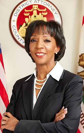 Jackie Lacey - Image: L.A. County District Attorney, Jackie Lacey