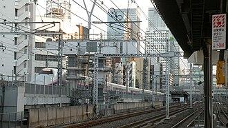 Ueno–Tokyo Line - Image: L25 kanda N3871 3