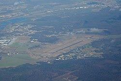 Militärflugplatz Creil