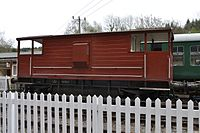 LMS Brake Van M732400 Dean Forest Railway.JPG