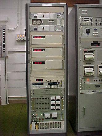 Loran-C - Cesium atomic clocks