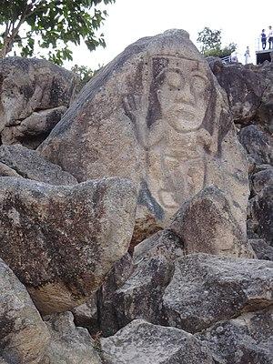 San Agustín, Huila - Image: La Chaquira, San Agustín