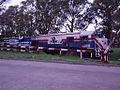 La Plata - Locomotoras Ferrocarril Roca - 20060926.jpg