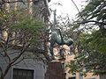 La escultura de Ana Bautista, vista desde atrás.JPG