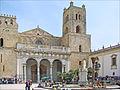 La grande entrée de la cathédrale (Monreale) (7039648469).jpg