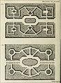 La theorie et la pratique du jardinage - , comme sont les parterres, les bosquets, les boulingrins, &c. - contenant plusieurs plans et dispositions generales de jardins, nouveaux desseins de parterres (14780418961).jpg