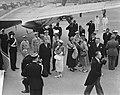 Laatste dag staatsbezoek Franse president Coty aan Nederland. Vertrek en afschei, Bestanddeelnr 906-6219.jpg