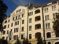 Labor Omnia Vincit, Riga, Art Nouveau -Jugendstil - panoramio.jpg