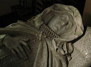 Elizabeth Danvers English noblewoman