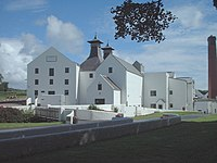 Lagavulin - entrance.JPG