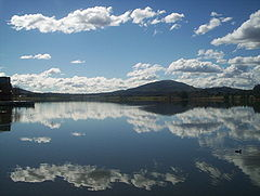 Lake tuggeranong reflection.jpg