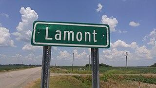 Lamont, Mississippi Unincorporated community in Mississippi, United States