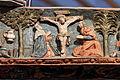 Lampaul-Guimiliau- Enclos paroissial - La poutre de gloire - PA00090020 - 008.jpg