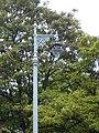 Lamppost, Infirmary Street - geograph.org.uk - 1517062.jpg