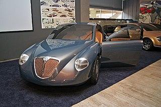 Lancia Dialogos Concept car developed by Lancia