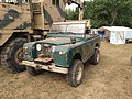 Land Rover, licence registration 'AKG 649A'.JPG