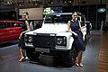 Land Rover at the 2013 Dubai Motor Show (10816694705).jpg