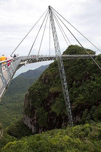 Langkawi Sky Bridge - Image: Langkawi Sky Bridge