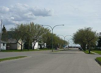 Lanigan, Saskatchewan - Main Street