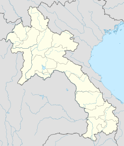 Champasak (town) is located in Laos