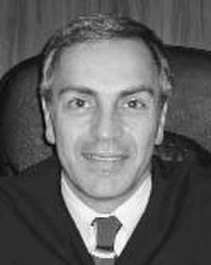 Larry Alan Burns - Image: Larry Burns District Judge