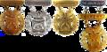 Las Angeles Police Department marksmanship badges.png