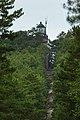 Latarnia morska Czołpino widziana od strony Słowińskiego Parku Narodowego.jpg