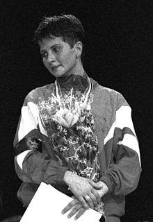 Laura Badea-Cârlescu Romanian fencer