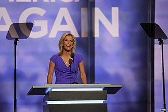 Laura Ingraham - Ingraham speaks at the 2016 Republican National Convention.
