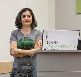 Lauren Ornelas - Image: Lauren Ornelas at UC Berkeley