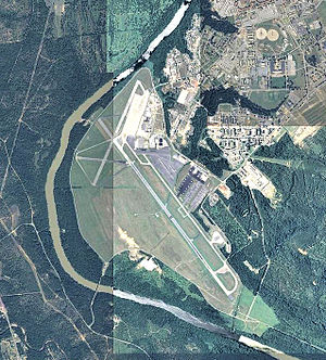 Lawson Army Airfield - 2006 USGS airphoto